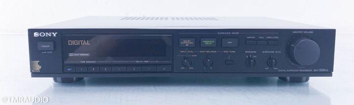 Spiksplinternieuw Sony SDP-505ES Digital Surround Processor / Amplifier (12409 YW-11