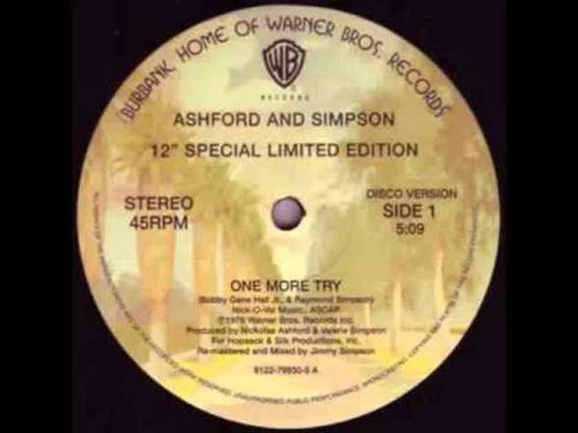 Ashford & Simpson One More Try