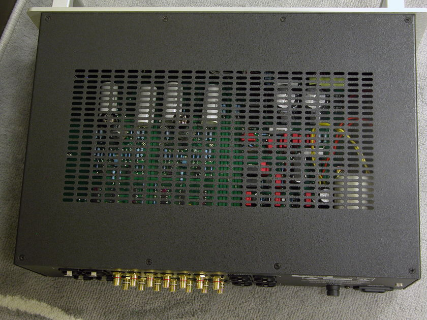 Audio Research LS-17SE Preamplifier w/ extra tube set