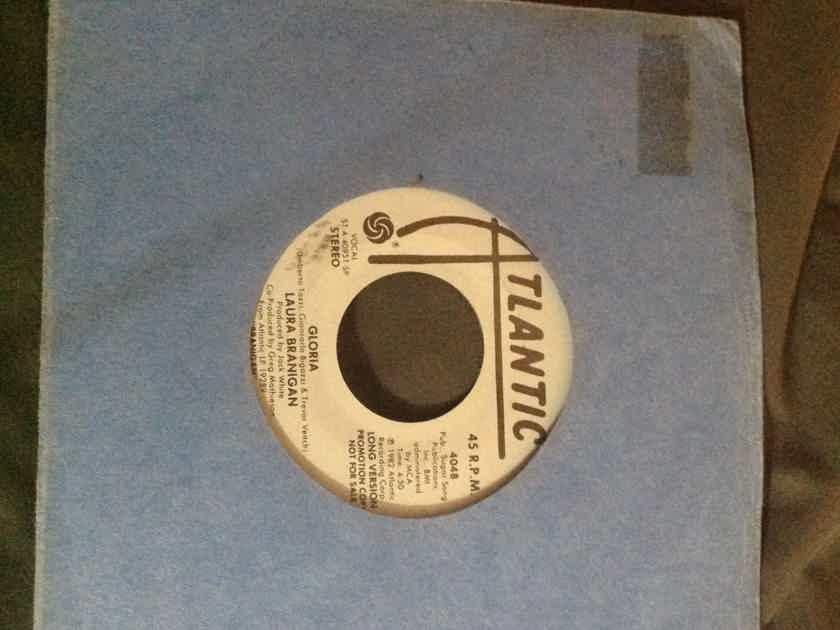 Laura Brannigan - Gloria Atlantic Records Promo Single Vinyl  45 NM