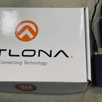 Atlona 4K HDR HDMI Over HD Base AT-HDR-EX-70-2PS