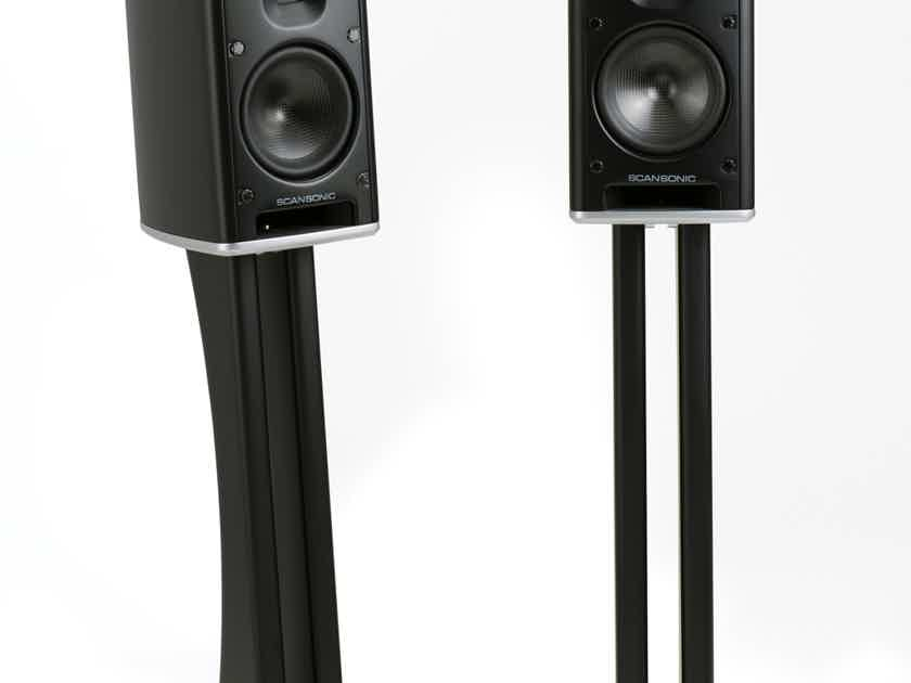 Scansonic  MB-1 - created by the designer of the renowned Raidho speakers