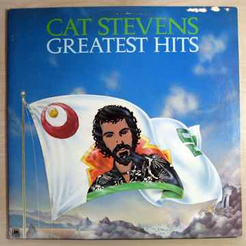Cat Stevens - Greatest Hits - 1975  A&M Records SP-4519