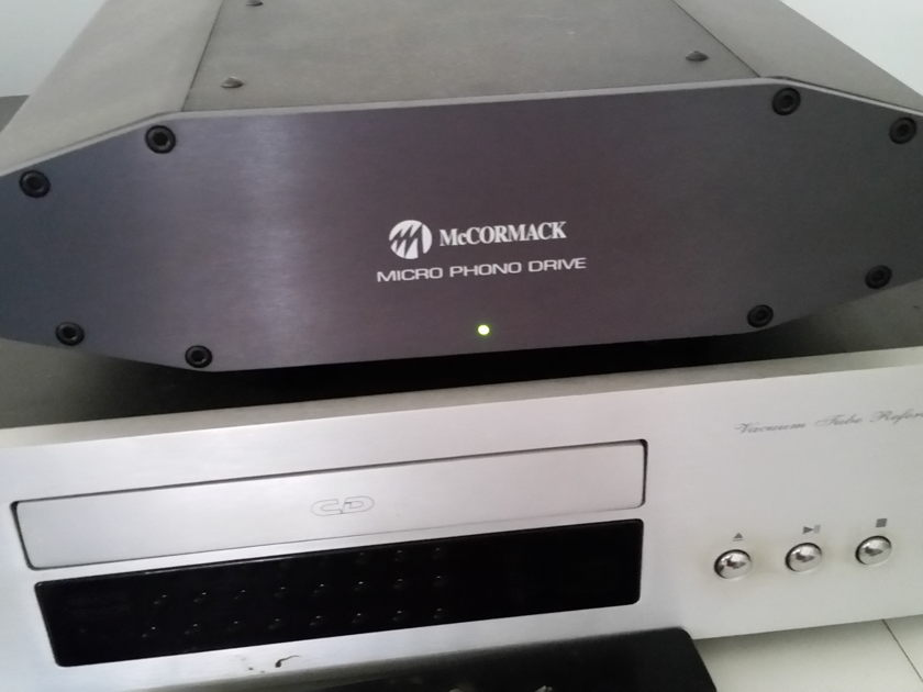 McCormack MICRO PHONO DRIVE ***REDUCED***
