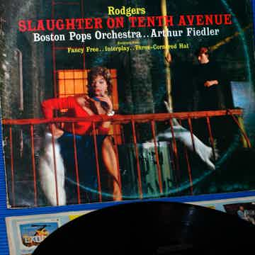 "RODGERS   ""Slaughter On 10th Ave."" -"