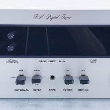 SAE Mark Six Vintage FM Digital Tuner AS-IS (No Oscillo...