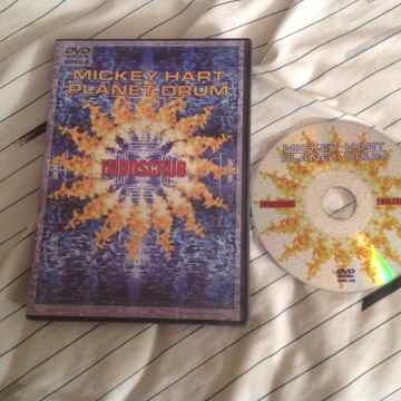 Mickey Hart Planet Drum  Indoscrub