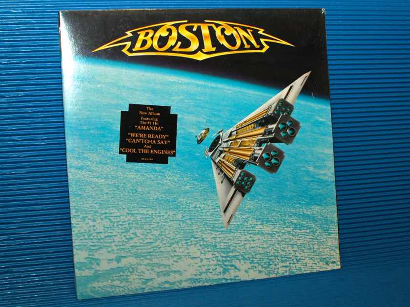 "BOSTON  - ""THIRD STAGE"" - MCA 1986 SEALED!"
