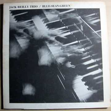 JACK REILLY TRIO Blue-Sean-Green