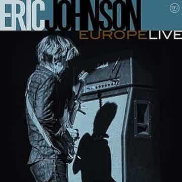Eric Johnson Europe Live 2 LPs