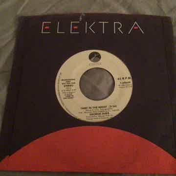 George Duke Promo 45 NM Thief In The Night