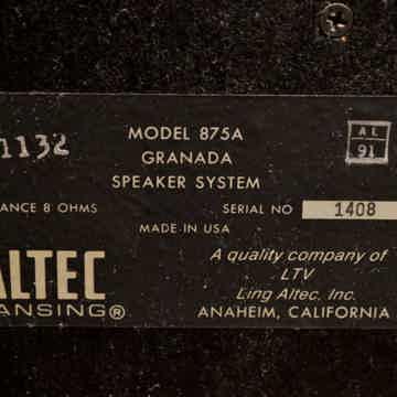 Altec Lansing 875A Granada