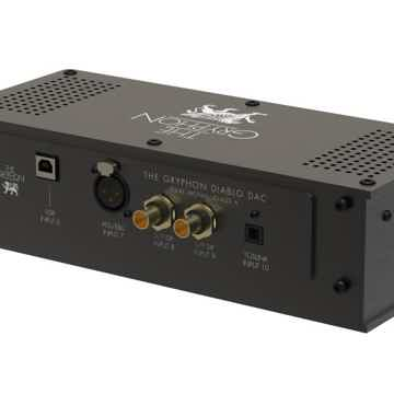 Gryphon Diablo 300 DAC Module : Brand New - Trades OK