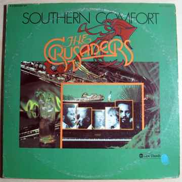 The Crusaders - Southern Comfort - Reissue Blue Thumb R...