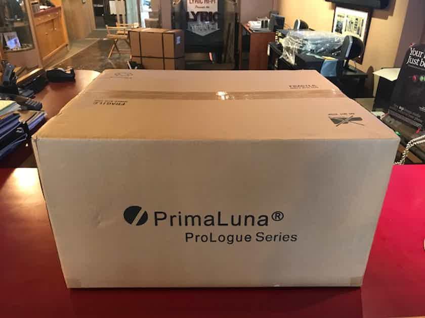 PrimaLuna Prologue Premium Preamplifier Integrated Amp