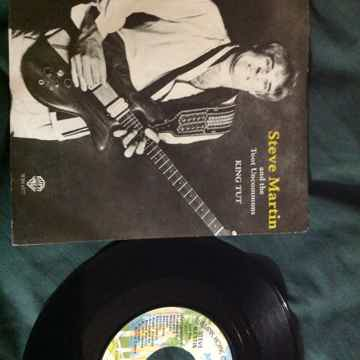 Steve Martin - King Tut Warner Brothers Records 3 Track...