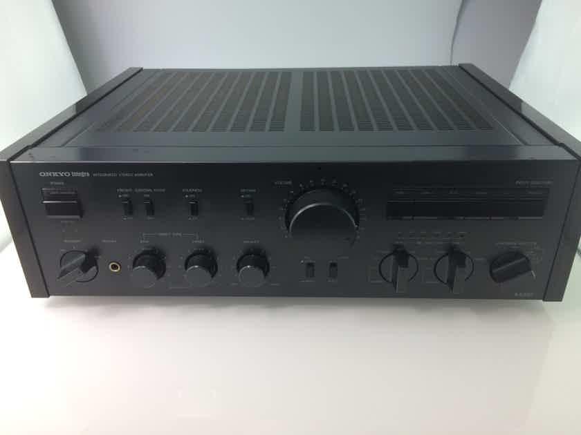 Onkyo Integra A-8087 Integrated Amplifier (Black): Excellent Trade-In; w/Warranty