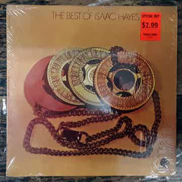 Isaac Hayes - The Best Of Isaac Hayes 1974 Vinyl LP In ...