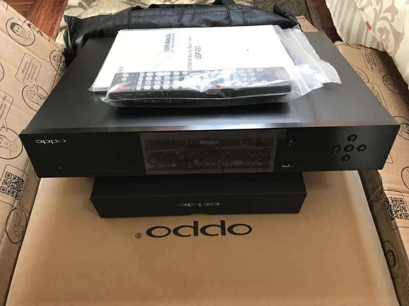 OPPO UDP-203 4K ULTRA HD BLU RAY