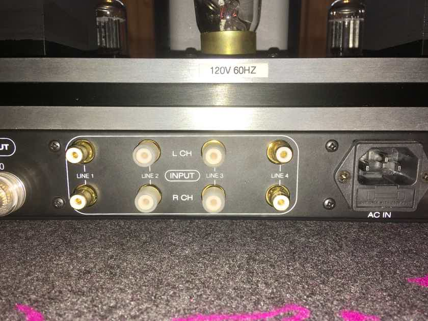 CLASSIC NO.16.2 TUBE 300B SINGLE END INTERGRATED AMPLIFIER
