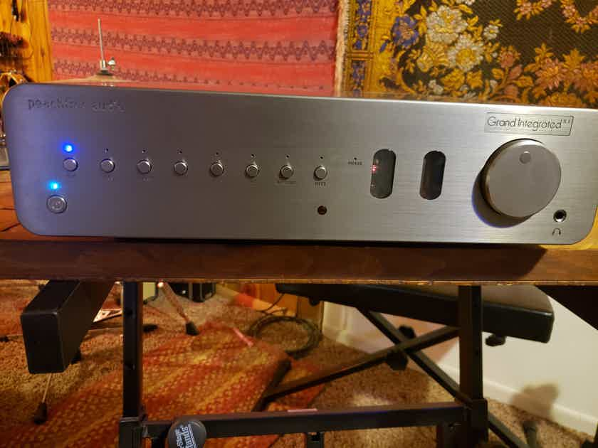 Peachtree Audio Grand Integrated