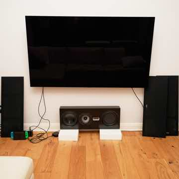 Legacy Audio Silhouette Pro - Full-range on-walls