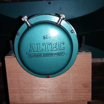 Altec Capistrano (831a) Finest Pair in the World