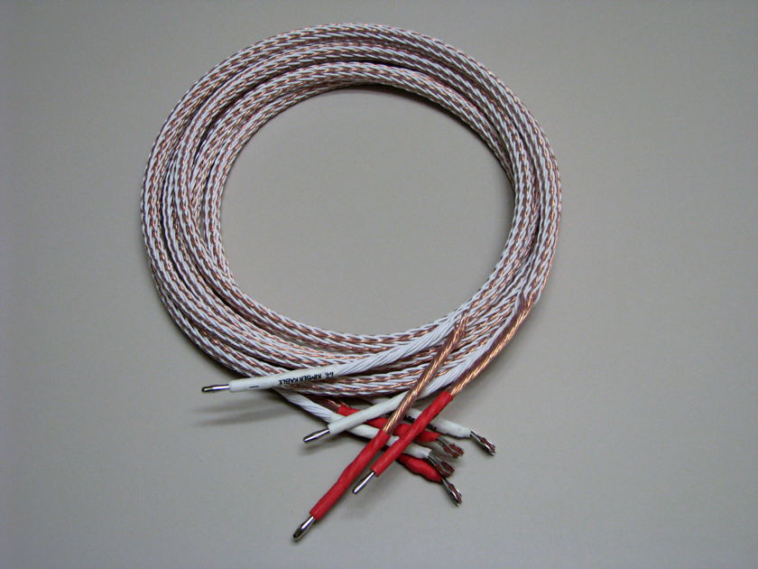 Kimber Kable 12TC speaker cable 8Ft Pair
