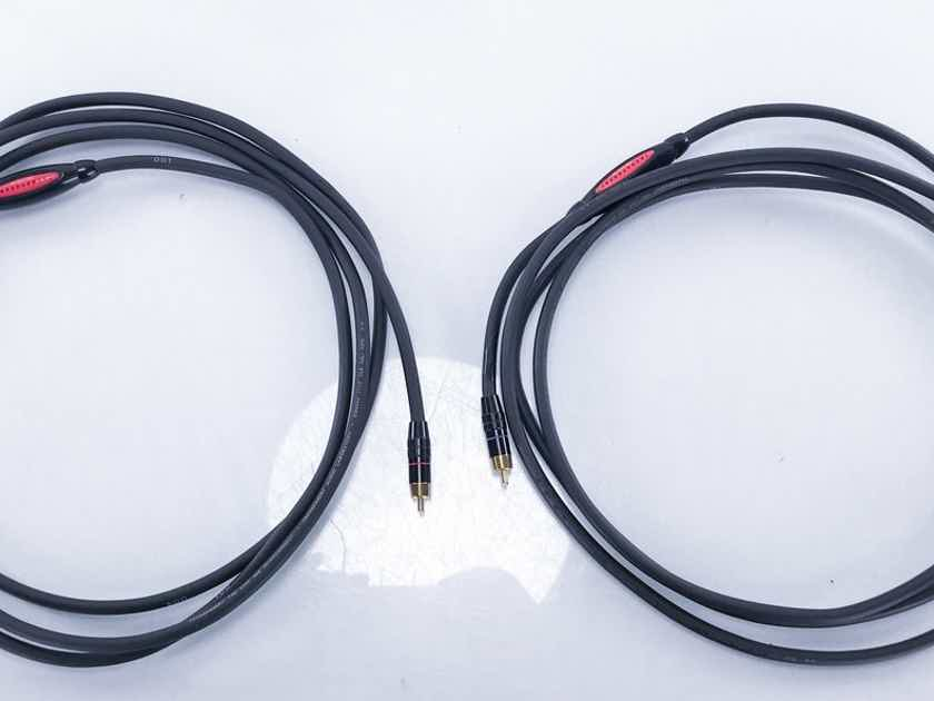 Transparent Audio The Link 100 RCA Cables 10ft Pair Interconnects (2/2) (15365)