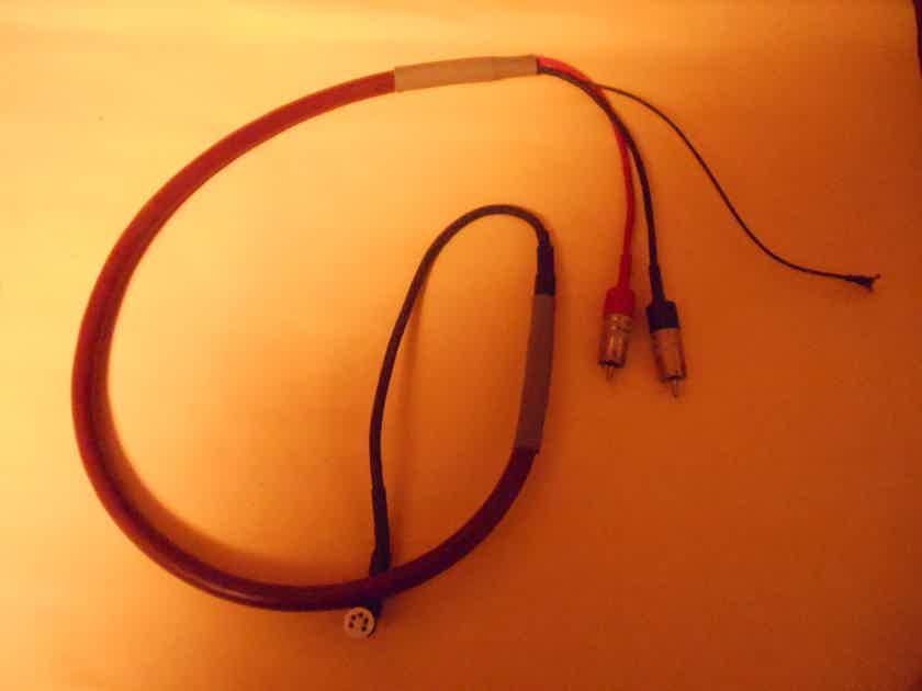 Cardas? Phono cable, DIN to RCA