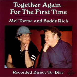 Mel Torme and Buddy Rich