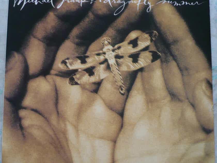 Michael Franks - Dragonfly Summer 1993. Warner Bros. Records. Warner Music Korea. South Korea.