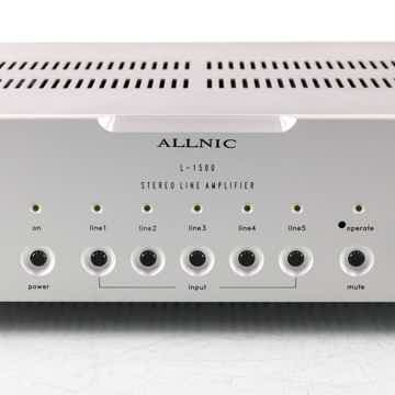 L-1500 MkII Stereo Tube Preamplifier