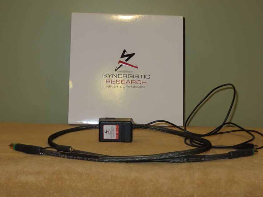 Synergistic Research Core Digital Active Coaxial Cable 1.5 m