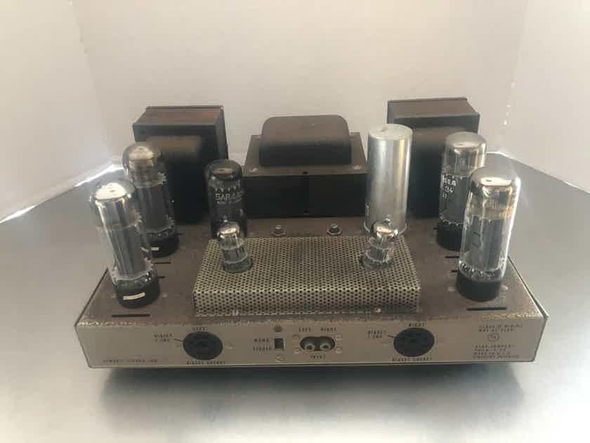 Dynakit Stereo  70A Power Amplifier