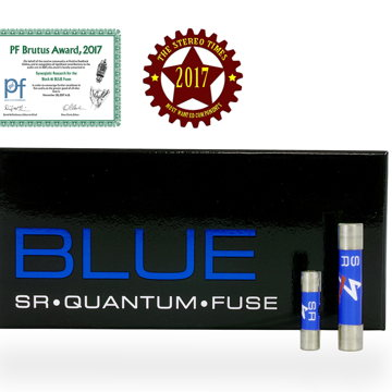 Synergistic Reaearch BLUE Quantum Fuse