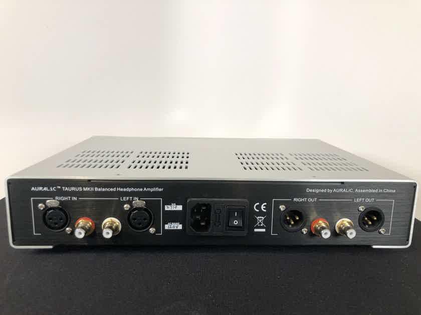 Auralic TAURUS Headphone Amplifier/Preamplifier, Like New