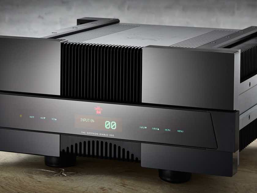 Gryphon Diablo 300 w/phono option