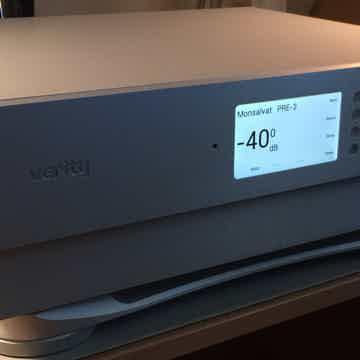 Verity Audio Monsalvat PRE-2 Preamplifier