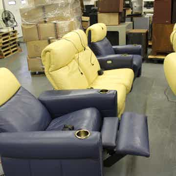 W.Schillig Power Recliner