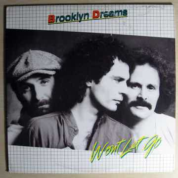 Brooklyn Dreams - Won't Let Go 1980 NM Vinyl LP Casabla...