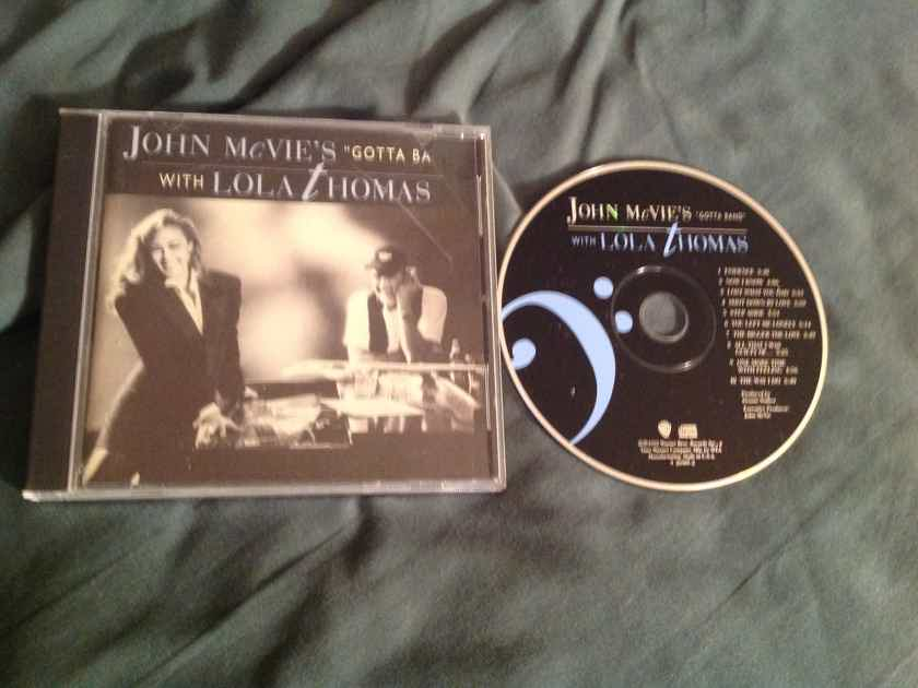 John McVie  Gotta Band With Lola Thomas Fleetwood Mac