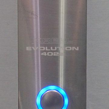 Evolution 402e