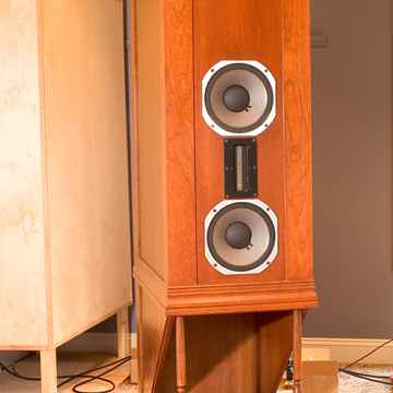 Custom Full Range Horn System Duelund Crossovers, JBL & Electro-Voice Drivers.