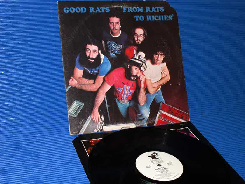 "GOOD RATS   -  ""FROM RATS TO RICHES"" -  Passport Records 1978 'WLP' Promo"