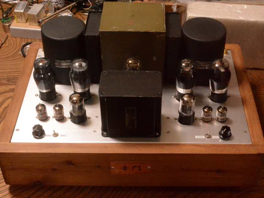 OTOMON LAB 42' PP intergraded tube amplifier with all UTC transformer * with phono stage input 117-230V