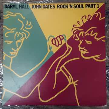 Daryl Hall John Oates - Rock 'N Soul Part 1 1983 NM Vin...
