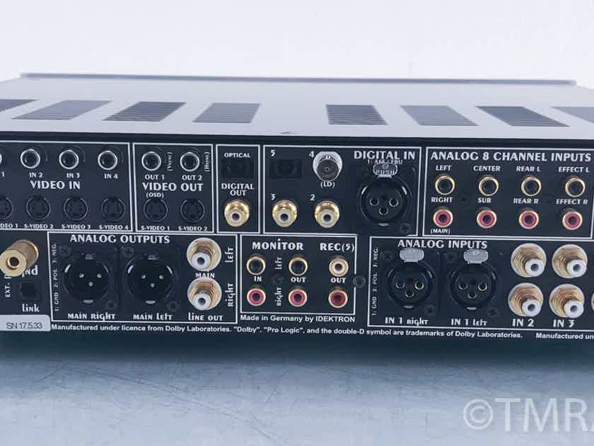 Audionet  MAP V1.1 7.1 Channel A/V Preamplifier;   Processor; Phono Stage (2757)