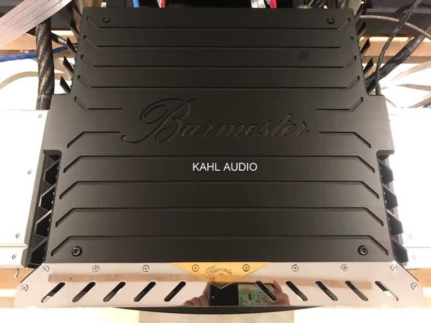 Burmester 911 mkIII poweramp. Next best thing after the flagship 909! $35,000