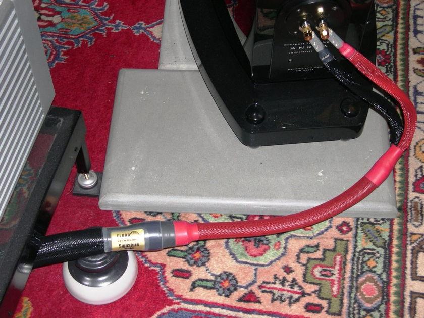 Elrod Signature Gold Speaker Cables